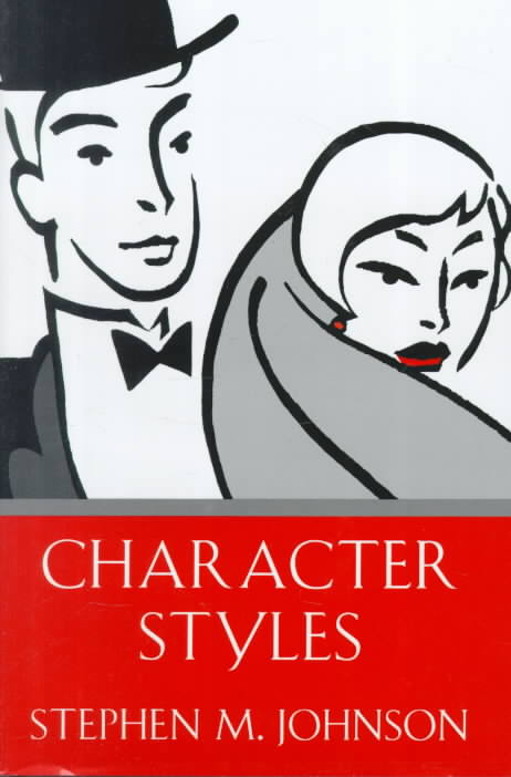 Character Styles                                  S43 By Johnson, Stephen M.