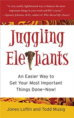 Juggling Elephants By Loflin, Jones/ Musig, Todd