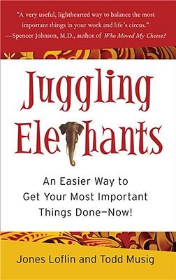 Juggling Elephants By Loflin, Jones/ Musig, Todd